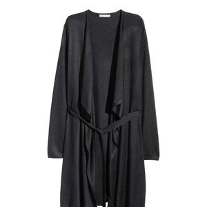 H&M long cardigan size M